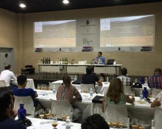 Curso técnico especialización Vinos y Vinagres de Montilla-Moriles