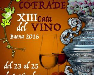 XIV Cata del Vino de Baena y XIII Ruta de la Tapa Cofrade