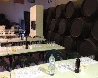 Presentación del Vino Nuevo de Tinaja