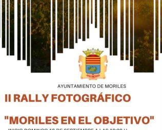 """II  Rally Fotográfico """"Moriles en el Objetivo"""""""