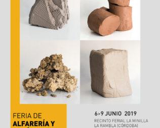 89 Feria de Alfarería y Cerámica de La Rambla. EN BARRO 2019