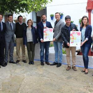 Gracias al acuerdo entre LA RUTA DEL VINO MONTILLA-MORILES y la OBRA SOCIAL DE LA CAIXA, vecinos de Santaella, Monturque y Lucena visitarán Patios de Bodega
