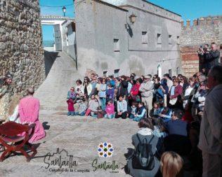 Visita guiada patrimonio histórico en Santaella