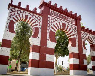 Feria de «El Santo»