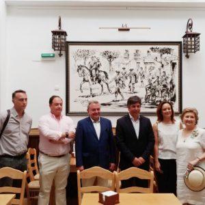 """La Ruta Del Vino Montilla Moriles presenta 5 candidaturas en la IV edición de los premios de Enoturismo """"Rutas Del Vino De España"""""""
