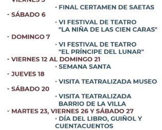 Visita teatralizada museo de Santaella