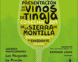XV Presentación Vinos de Tinaja