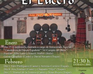 XV Ciclo 2019 Vive el Flamenco