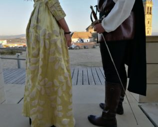 Visitas guiadas teatralizadas al Castillo-Alhorí