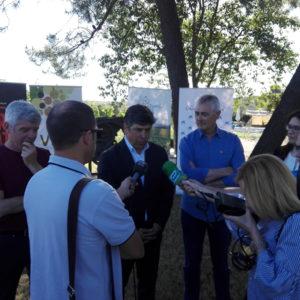 La Obra Social «La Caixa» y Ruta del Vino Montilla-Moriles se unen a la iniciativa turística «Patios de Bodega» y dirigido a colectivos más desfavorecidos