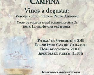 """I Cata Popular """"CATEDRAL DE LA CAMPIÑA"""""""