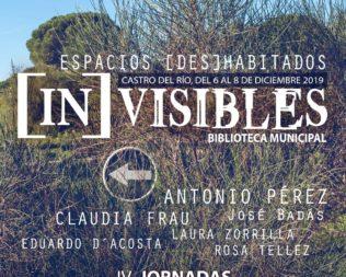 """IV Jornadas de fotografía creativa """"[in]visibles"""""""