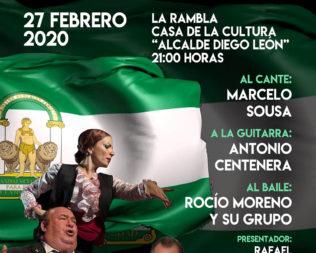 Festival Flamenco Día de Andalucía 2020