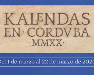 KALENDAS EN CORDVBA 2020: gustativo sabores de Roma