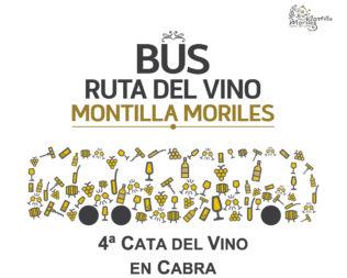 Bus Ruta del Vino Montilla-Moriles