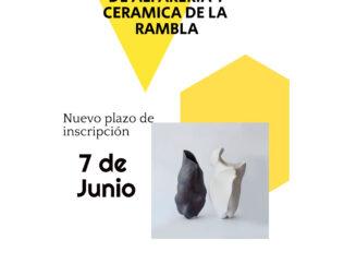 90 Feria de Alfarería y Cerámica de La Rambla. EN BARRO 2019