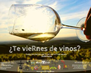 ¿Te vieRnes de Vinos? Sunsets Between Wines