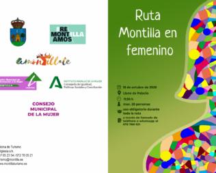 Ruta Montilla en Femenino