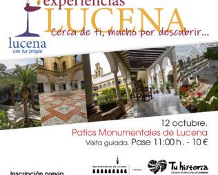 Patios monumentales de Lucena