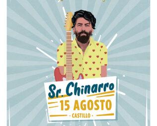 Agusticos: Sr. Chinarro