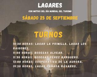 Jornada de Puertas Abiertas de Bodegas y Lagares