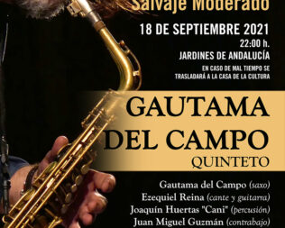 Concierto Flamenco «Salvaje Moderado»
