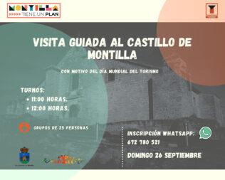 Visita guiada Castillo- Alhorí
